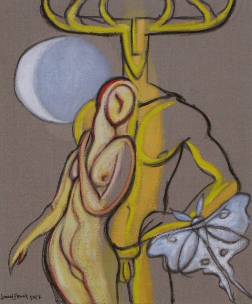Titania and Oberon 3
