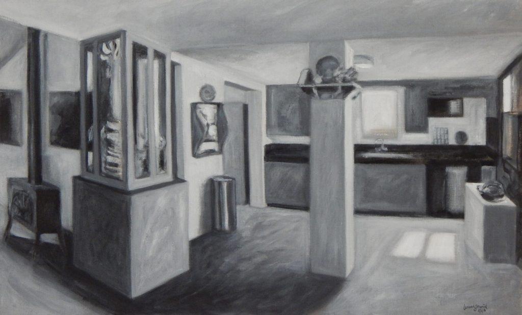 Into My Kitchen