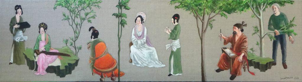 After Zhou Fang