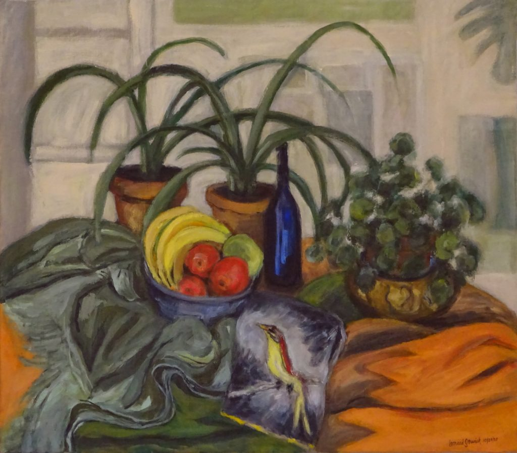 Still life artist in Massachusett, new Englan