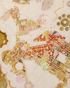 Great climate bubble encapsule mythical city