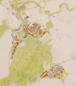 Revolution destruction rebuild mythical city